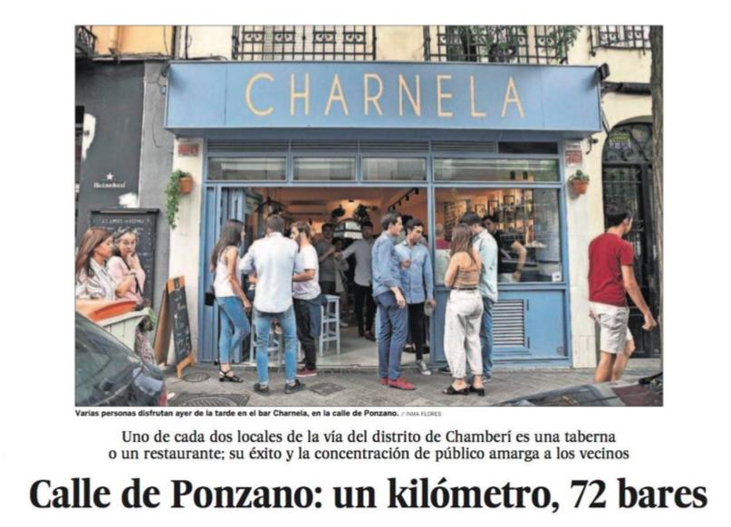 El País Madrid